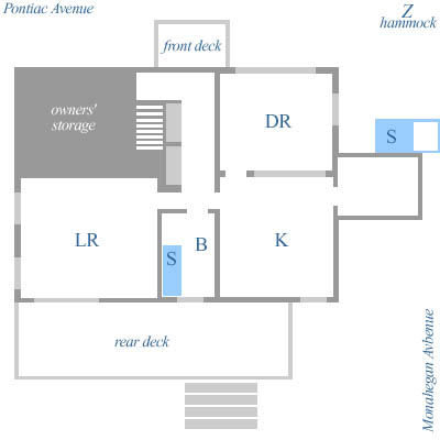 Main Floor layout